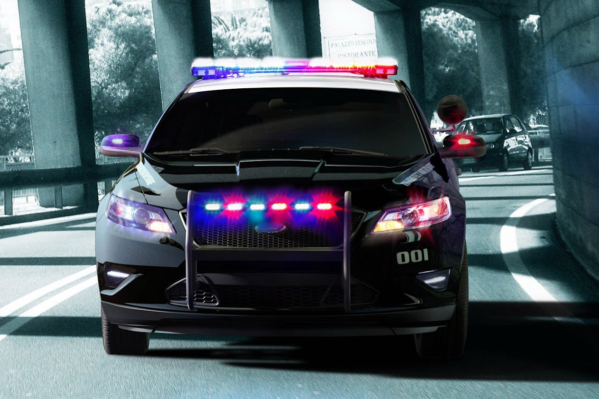 FORD TAURUS INTERCEPTOR : ford taurus police cars - markmcfarlin.com