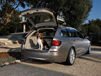 2011 BMW 5 Series Touring 6 2011 BMW 5 Series Touring photos, pictures, reviews