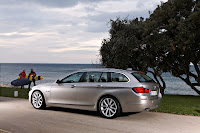 2011 BMW 5 Series Touring 20 BMW Officially Reveals the 5 Series Touring [60 High Res Photos]
