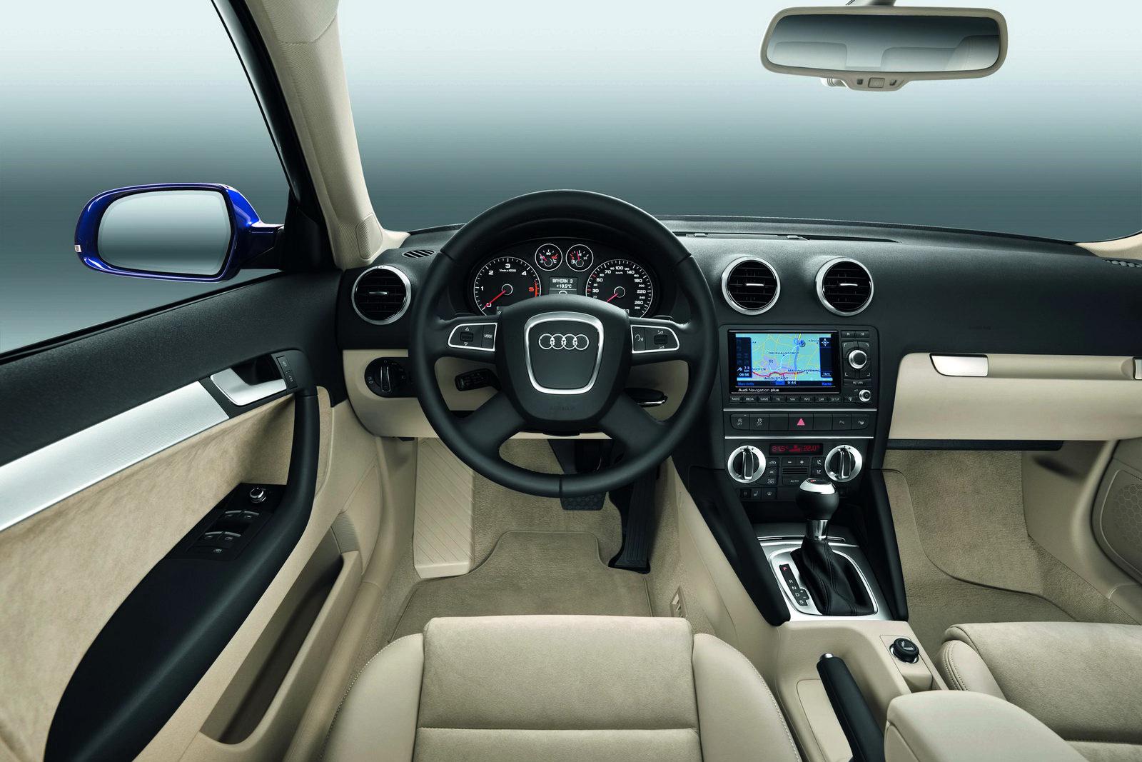 Carscoop Minor Tweaks For 2011 Audi A3 Hatch Sportback