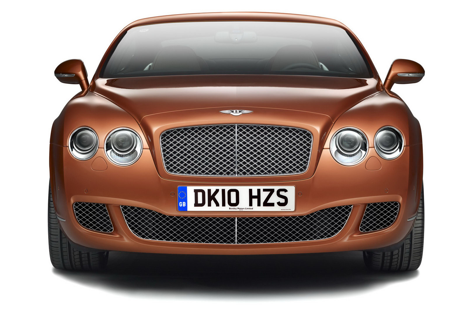 Bentley Continental GT Design