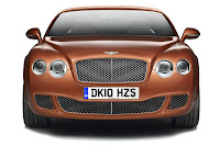 Bentley Continental GT China 1 Bentley to Launch Special edition Continental Models for China at Beijing Motor Show