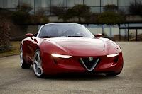 Pininfarina Alfa Romeo Spider 9 Alfa Romeos 2010 2014 Product Plans Include New Giulia and Spider, but no Succesor for Brera. U.S. Sales Start in 2012