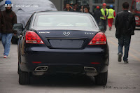 Huatai B11 114 Bentley Snout Part II: Huatais New B11 and B21 Sedan Snapped Ahead of Beijing Show