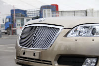 Huatai B11 133 Bentley Snout Part II: Huatais New B11 and B21 Sedan Snapped Ahead of Beijing Show