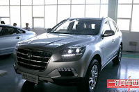 Great Wall Cars 15 Great Wall Motors Beijing Auto Show Entries
