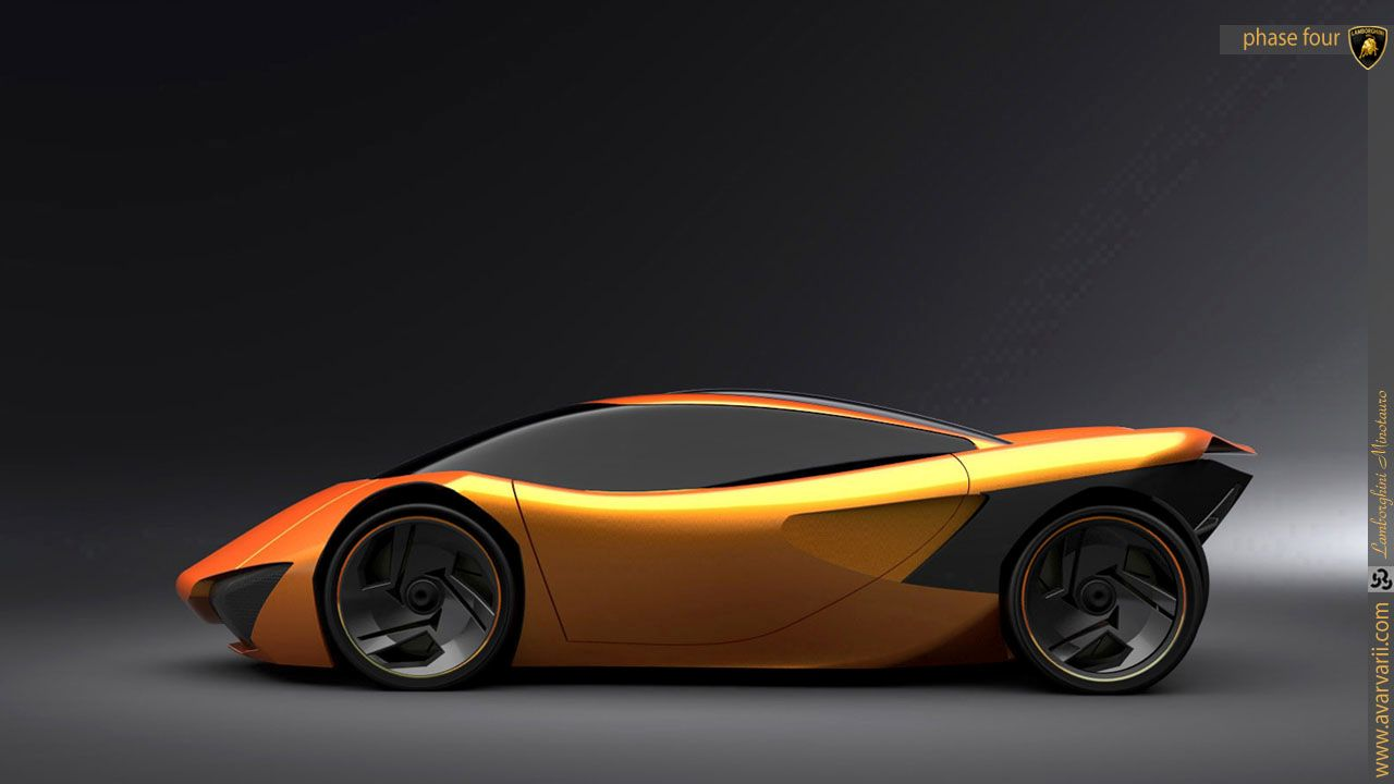 2020 Lamborghini Minotauro Design Concept Yes Please Carscoops