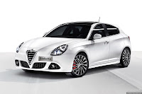 New Alfa Romeo Giulietta Photo Fest with 65 High Res Images pHOTOS