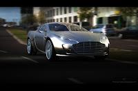 Aston Martin Gauntlet Concept by Ugur Sahin 10 Aston Martin Gauntlet Design Concept by Ugur Sahin