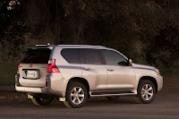2010 Lexus GX 460 084 Consumer Reports Labels 2010 Lexus GX 460 as a Safety Risk