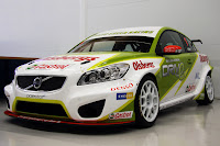 Volvo C30 Racer STCC 5 Volvo Unleashes New C30 STCC Racer [with Video]