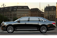 2011 Geely GE Limousine 2 Chinas Geely Updates its GE Rolls Royce Lookalike for the Beijing Auto Show