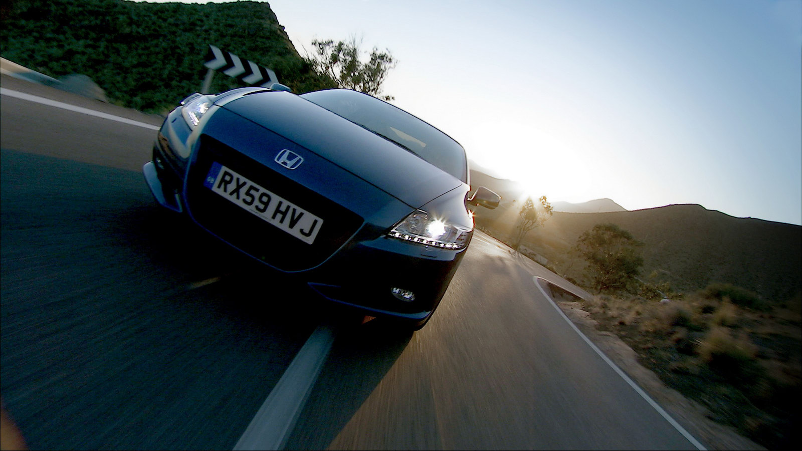 New Honda CR-Z