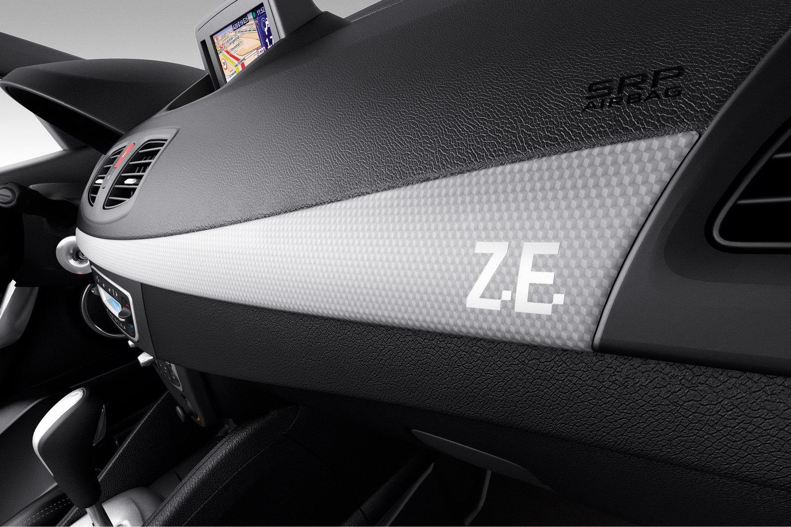 Renault Fluence Z.E.