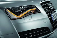 2011 Audi A8 L W12 58 New Audi A8 L with Long Wheelbase and 500HP 6.3 liter W12
