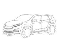 Chevrolet Volt Minivan 3 GM Readying Chevrolet Volt esque Extended Range Electric Minivan? Official Patent Designs