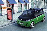 VW Milano Taxi EV 8 Volkswagen Unveils Milano Taxi EV Concept at Hanover Trade Show