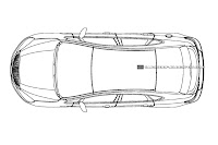 2012 Buick Excelle 6 U.S. Patent Drawings of 2012 Buick Excelle Sedan