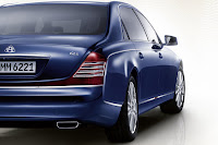 2011 Maybach 30 Beijing Auto Show: Maybachs Face lifted Offerings