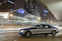 2011 Maybach 11 Beijing Auto Show: Maybachs Face lifted Offerings