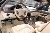 2011 Maybach 22 Beijing Auto Show: Maybachs Face lifted Offerings