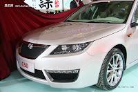 BAW C60 Saab 9 3 2 Chinas BAW Redoes the Saab 9 3: New C60 Sedan Snagged Ahead of Beijing Show