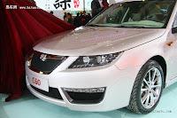 BAW C60 Saab 9 3 3 Chinas BAW Redoes the Saab 9 3: New C60 Sedan Snagged Ahead of Beijing Show