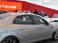 BAW C60 Saab 9 3 8 Chinas BAW Redoes the Saab 9 3: New C60 Sedan Snagged Ahead of Beijing Show
