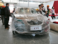 BAW C71 Saab 9 5 27 China Made Saab 9 5 by BAW: First Photos and Video
