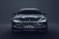 BMW Concept Gran Coupe 10 BMW Concept Gran Coupe: Beijing Show Debut for Mercedes CLS and Porsche Panamera Rival