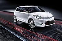 MG ZERO Concept 1 Beijing Show: MG Zero Supermini Concept