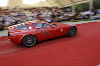 Zagato Alfa TZ3 Corsa 17 Zagato Alfa Romeo TZ3 Corsa Official Specs and Photo Gallery from Villa DEste Photos