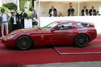 Zagato Alfa TZ3 Corsa 29 Zagato Alfa Romeo TZ3 Corsa Official Specs and Photo Gallery from Villa DEste Photos