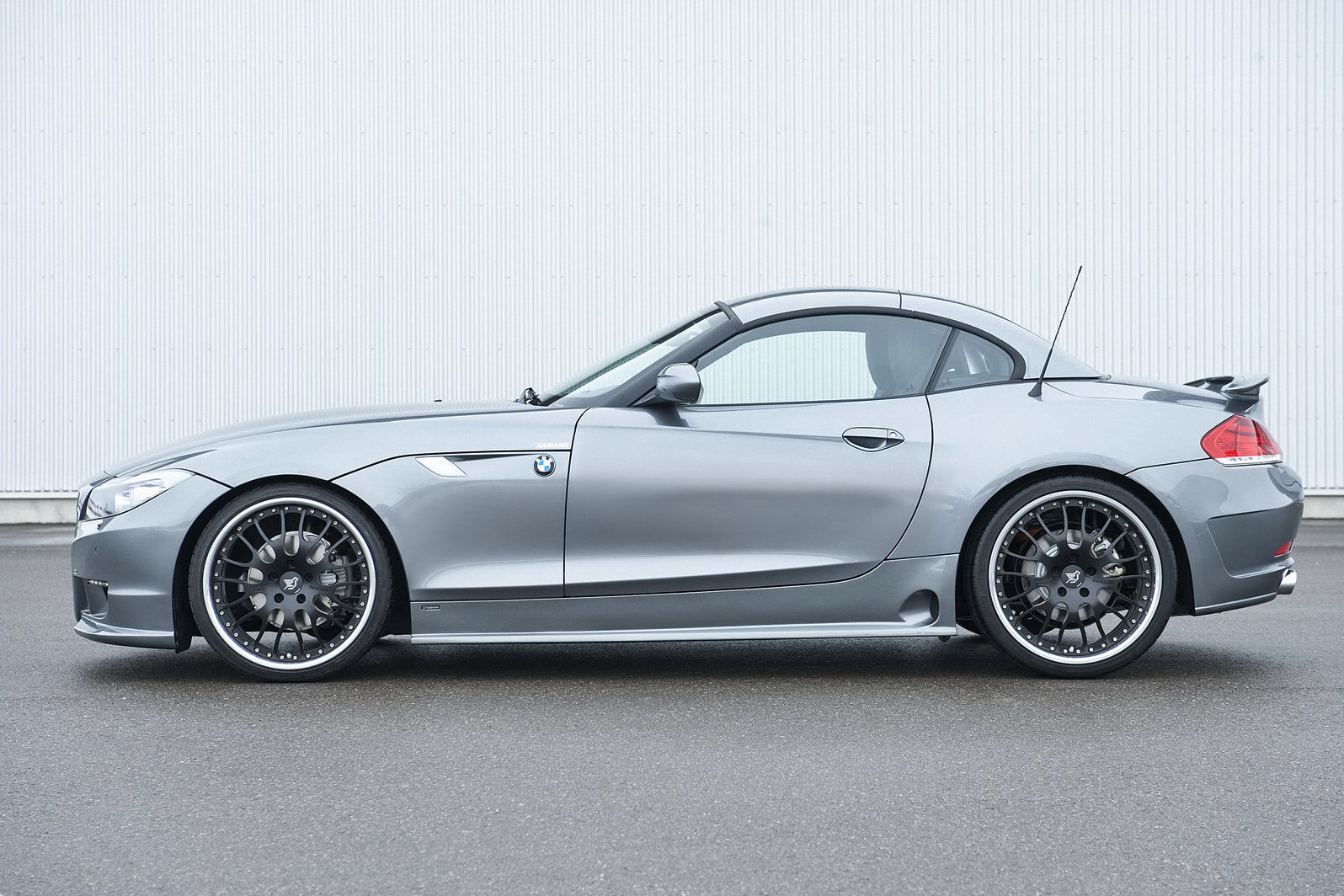Hamann Builds A Bmw Z4 M Roadster E89 Carscoops