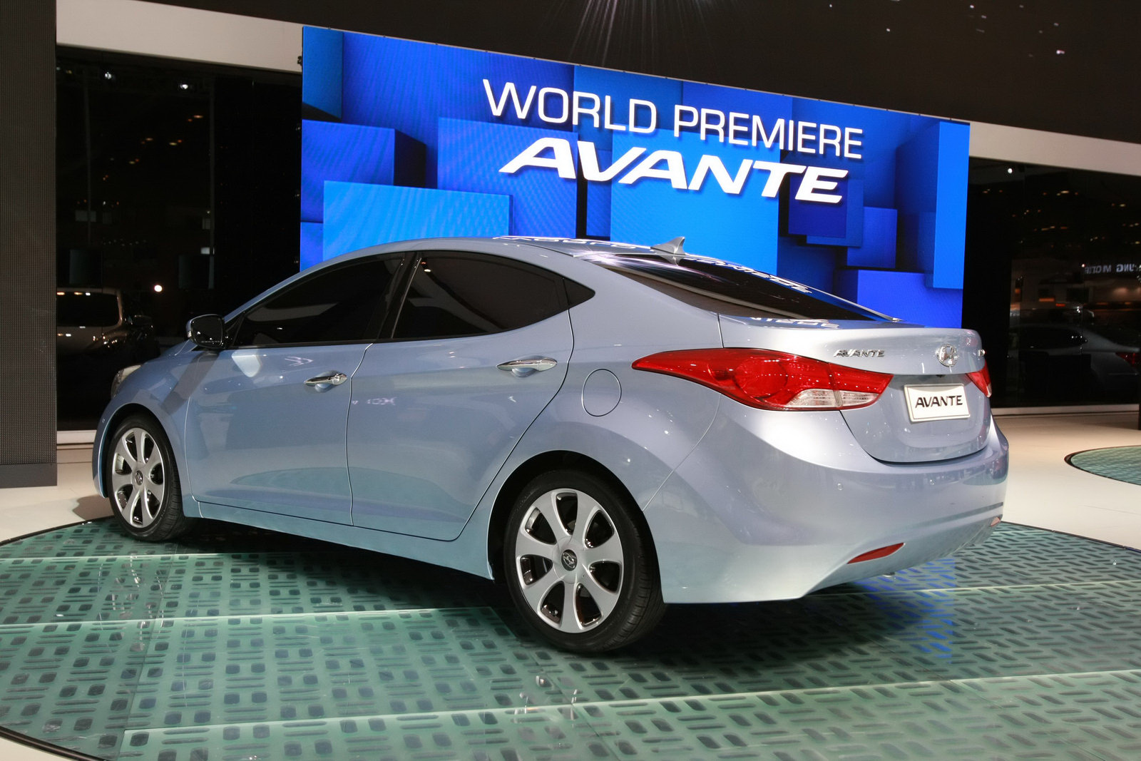 Information For All Cars  All New Hyundai Elantra   Avante Sedan