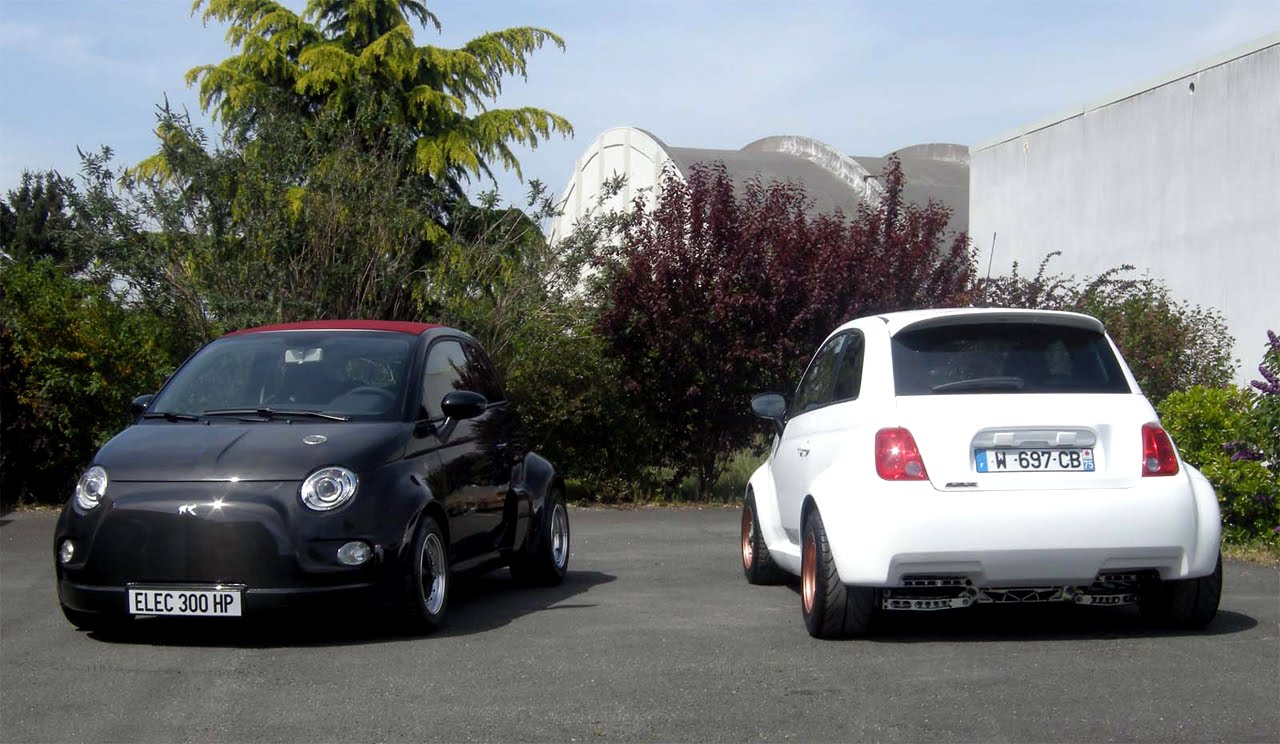 2012 Fiat 500 Page 2