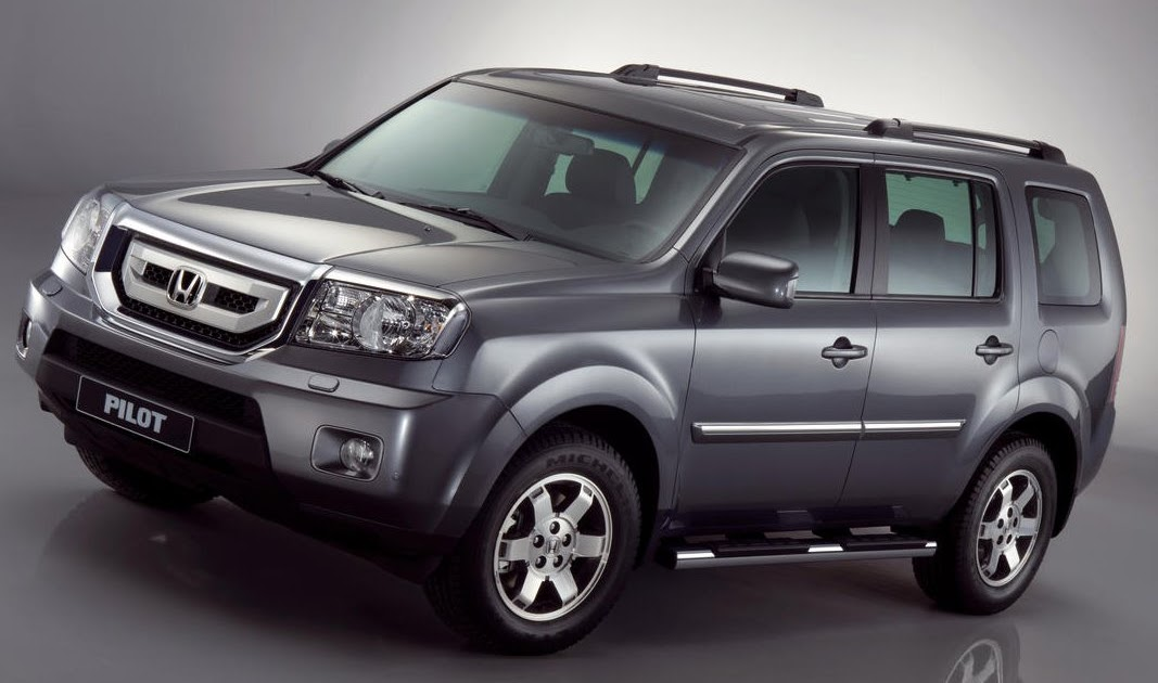 2009 honda pilot suv enters russian and ukrainian markets for Honda large suv