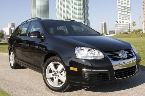 2009 VW Jetta SportWagen Available from $18,999