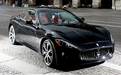 Maserati GranTurismo S 0 Maserati GranTurismo S High Res Image Gallery / Wallpapers