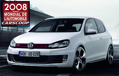Volkswagen Golf GTI VI 2009