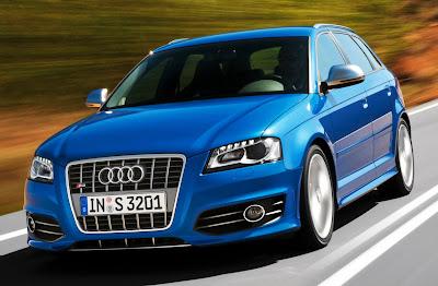 Audi S3 Sportback 2009
