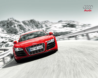 Audi R8 V10 5.2 FSI Wallpaper Galore