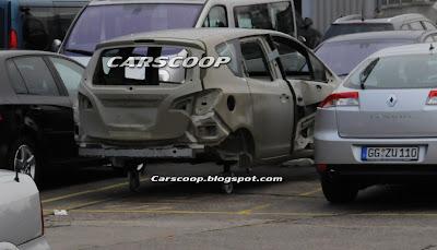 2010 Opel Meriva Mini MPV