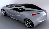Acura 2+1 Coupe NSX Concept Study