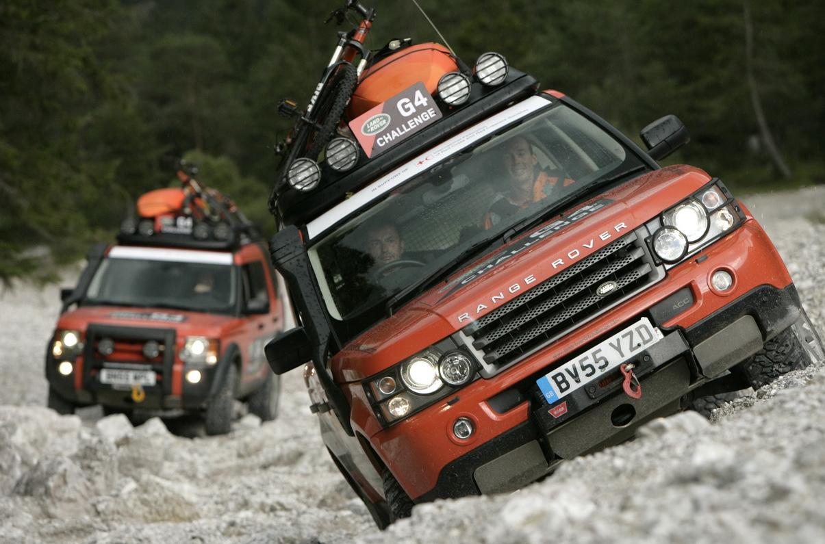 Land Rover G4 Challenge1 Land Rover Cancels G4 Challenge Programme