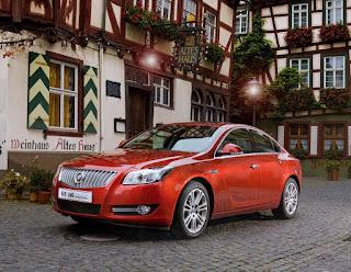 2009 Buick Regal China