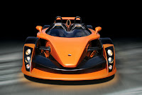 Hulme CanAm 2 New Zealands Hulme CanAm Supercar Opens for Orders Photos