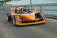 Hulme CanAm 10 New Zealands Hulme CanAm Supercar Opens for Orders Photos