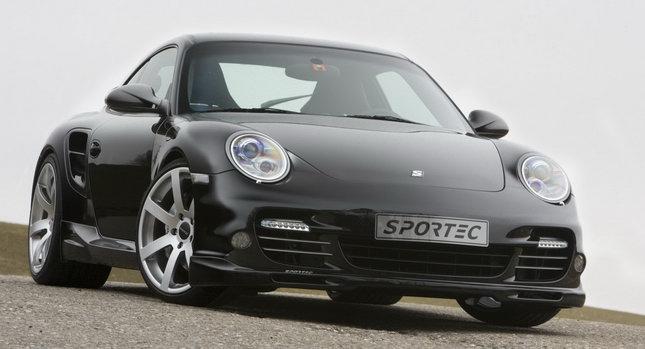 APS Sportec Porsche 911 Turbo 001 APS Sportec Powers Porsche 911 Turbo to 580 Horsepower Photos