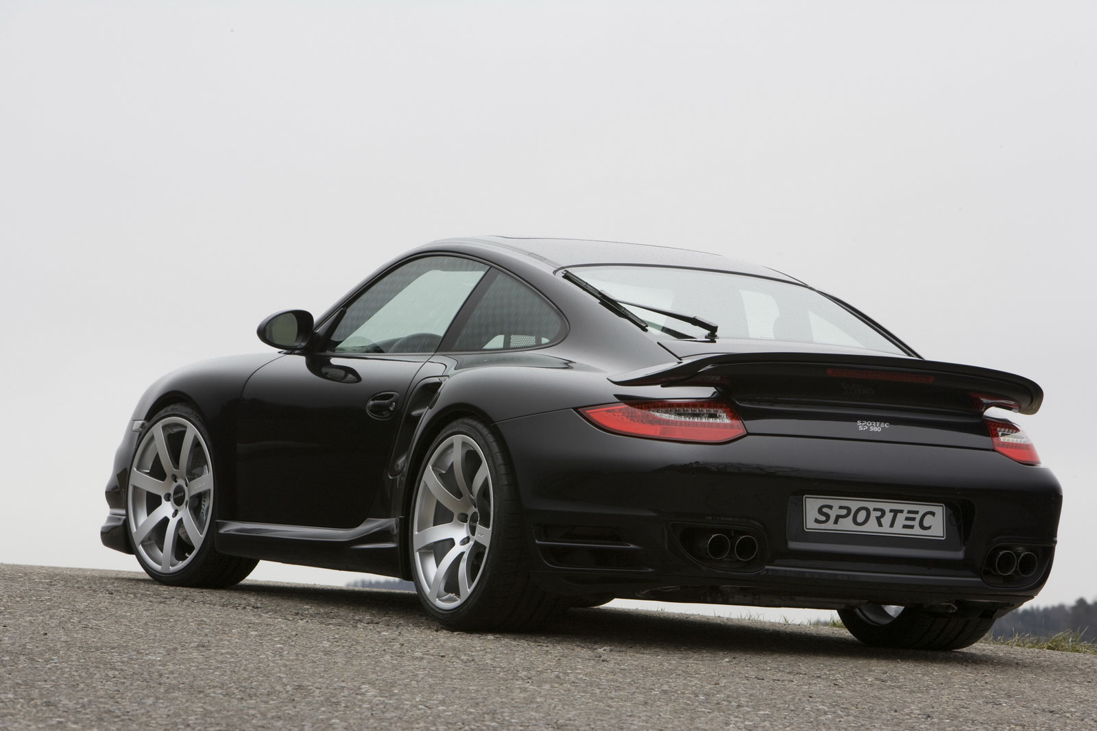 aps sportec powers porsche 911 turbo to 580 horsepower. Black Bedroom Furniture Sets. Home Design Ideas
